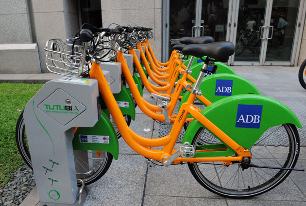 philippine bike sharing program