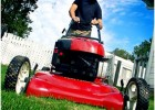 DIY servicing landmowers - servicing, efficiency