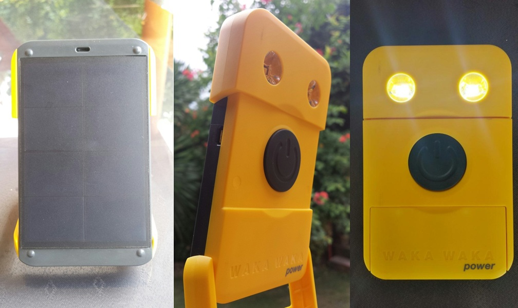 WakaWaka Power - portable solar charger