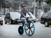 Electric Velocipede -concept