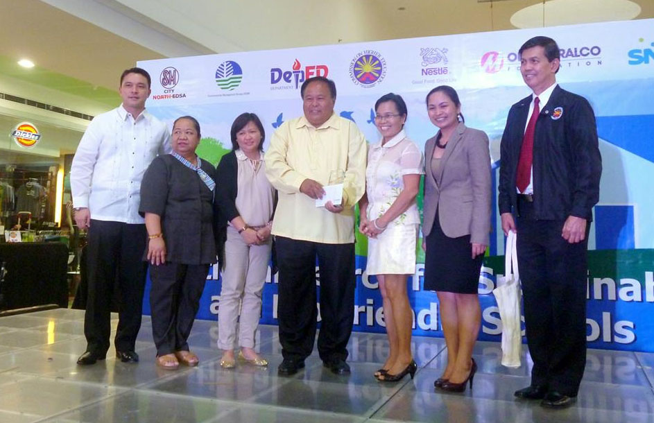 Most Sustainable and Eco-friendly Schools of 2013 - Philippines