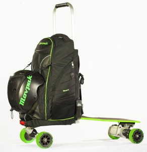 MovPack - Backpack Electronic Scooter